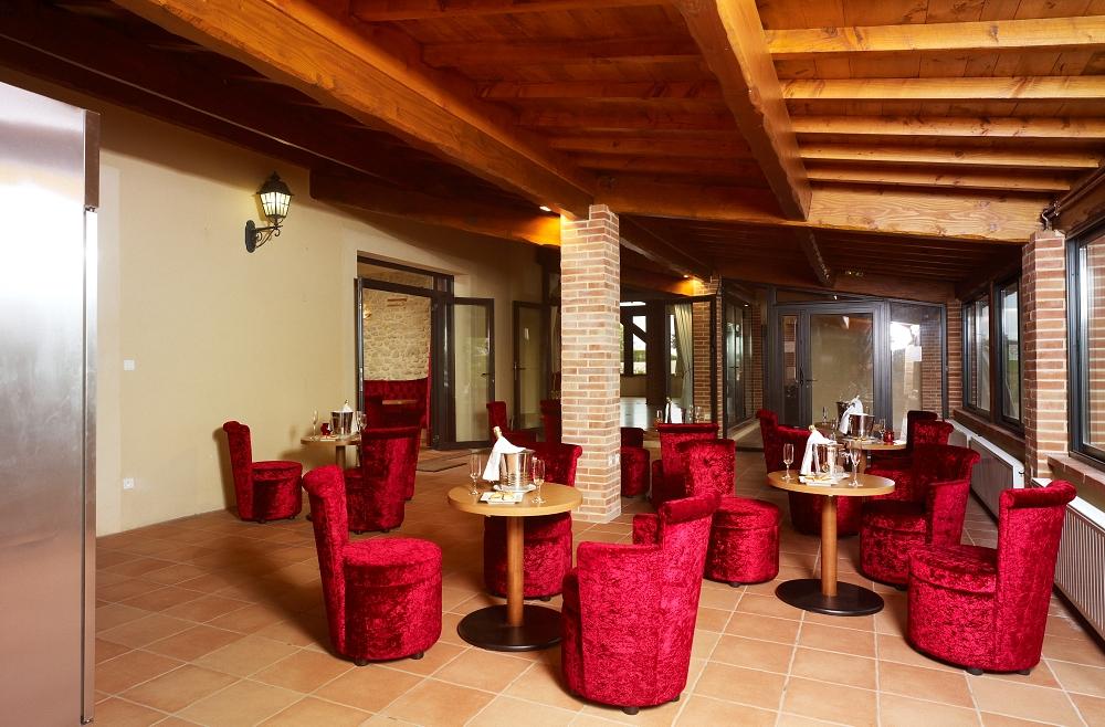 salle open bar