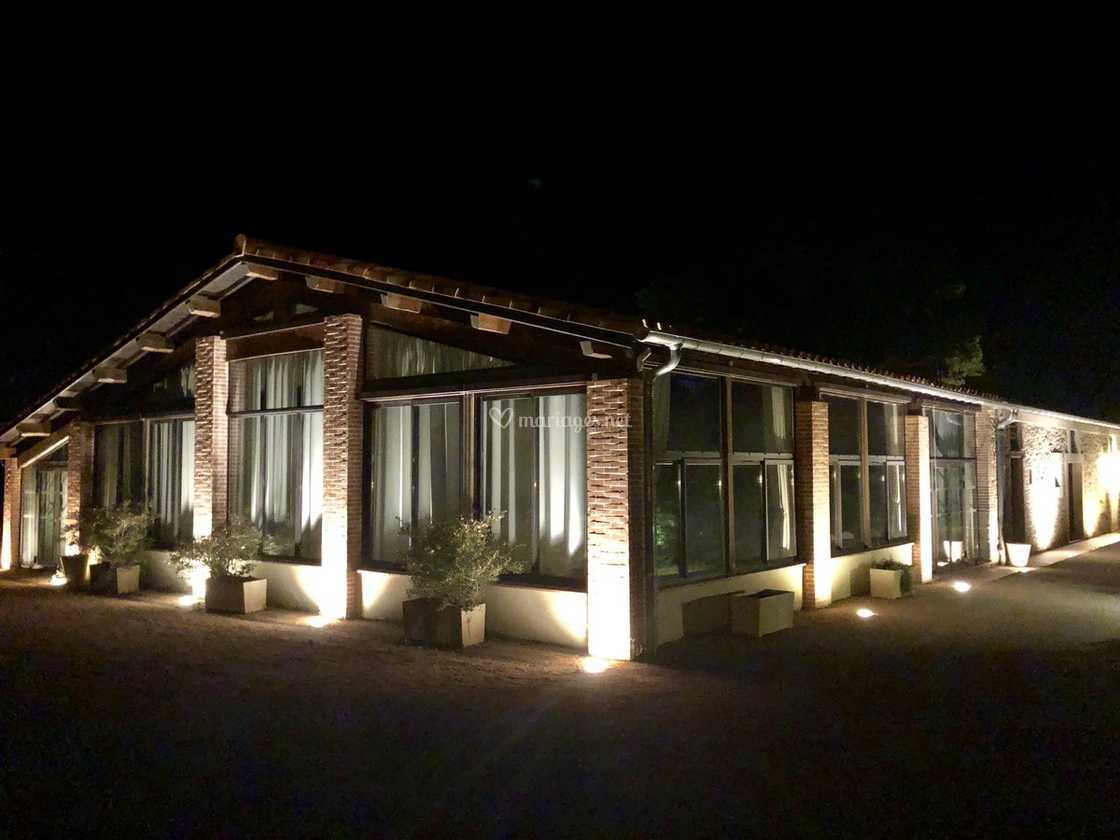 salle de nuit eclairages