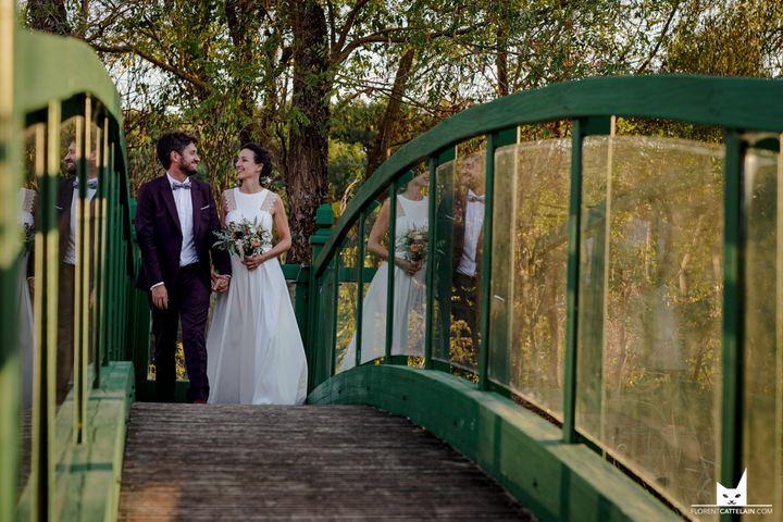 couple sur pont
