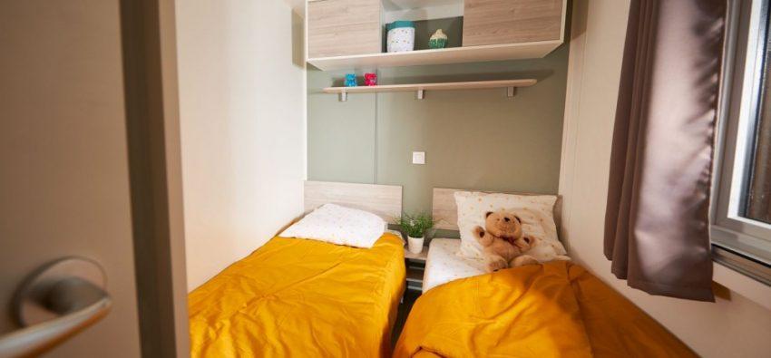 Mobil Home EVO 35 petits lits