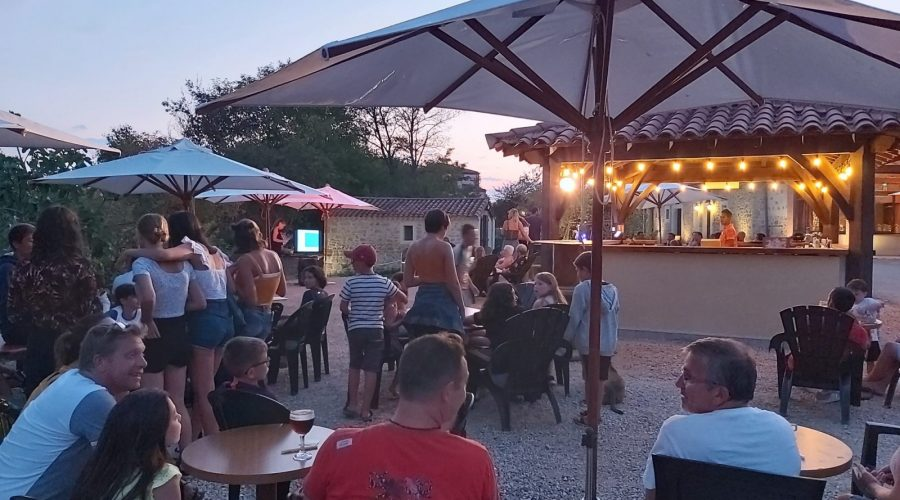 karaoké au koukano