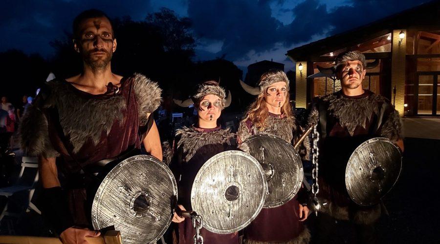 la grande soirée viking