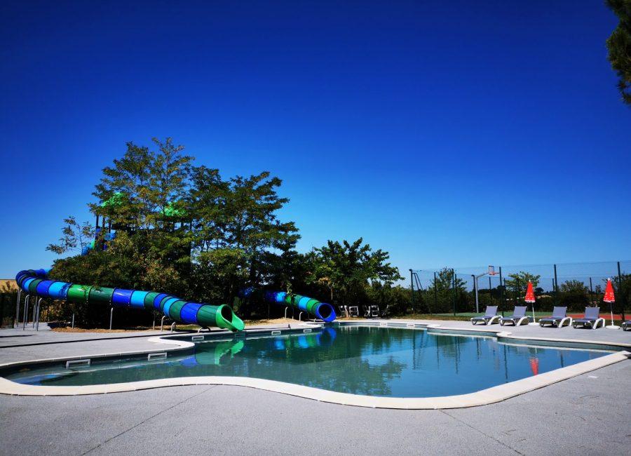 camping avec parc aquatique dans le Tarn