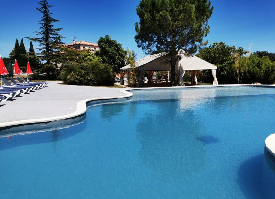 la piscine ludique