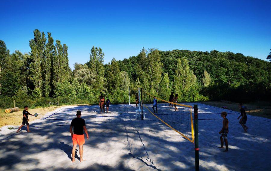 tournoi de beach volley