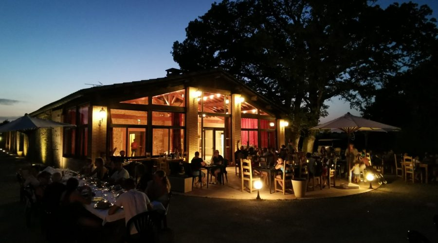 le restaurant du domaine du koukano