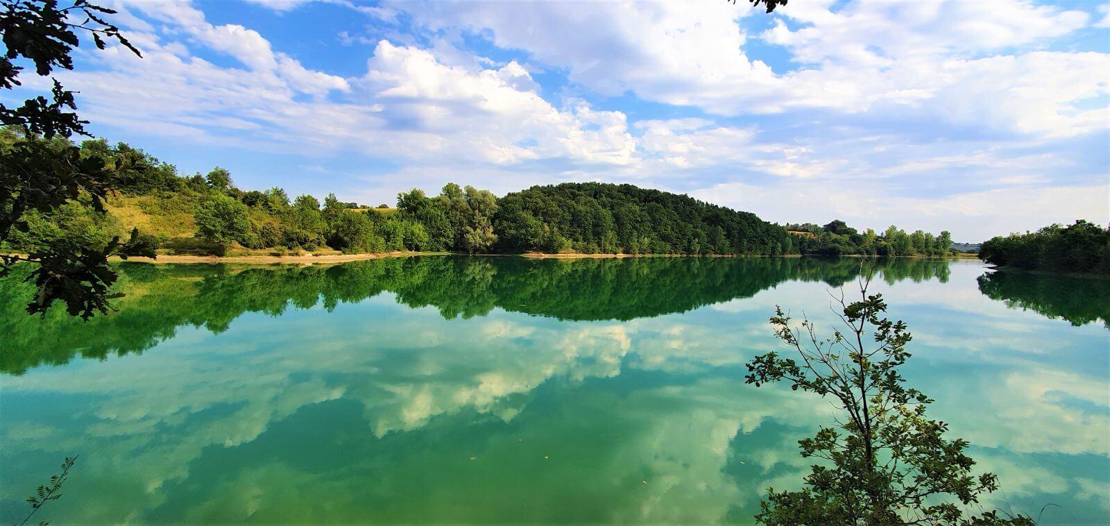 le lac de geignes