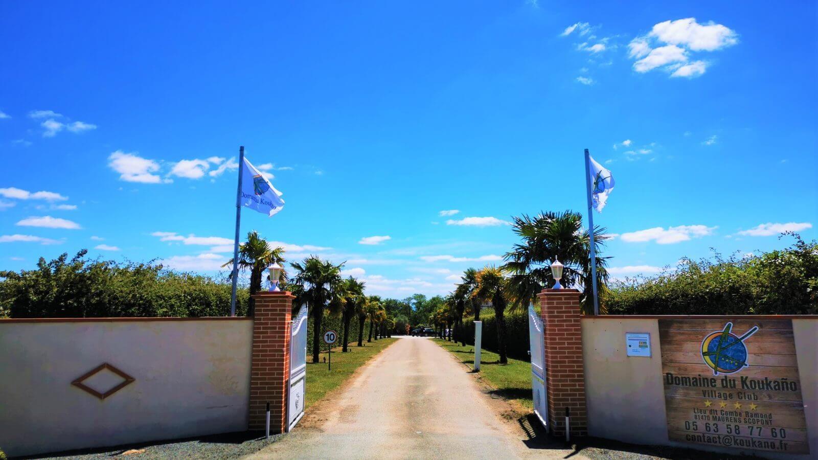 bienvenue au domaine du koukano